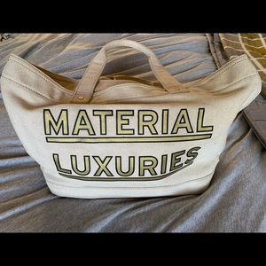 Kate Spade Limited Edition Tote Material Luxuries!